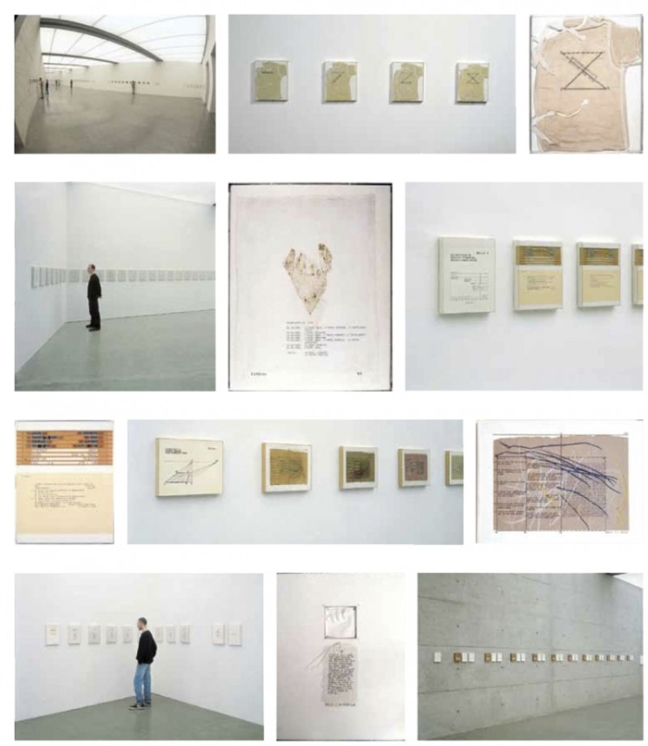Post-Partum Document, Mary Kelly