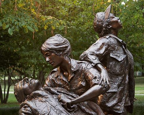 vietnamwomensmemorial